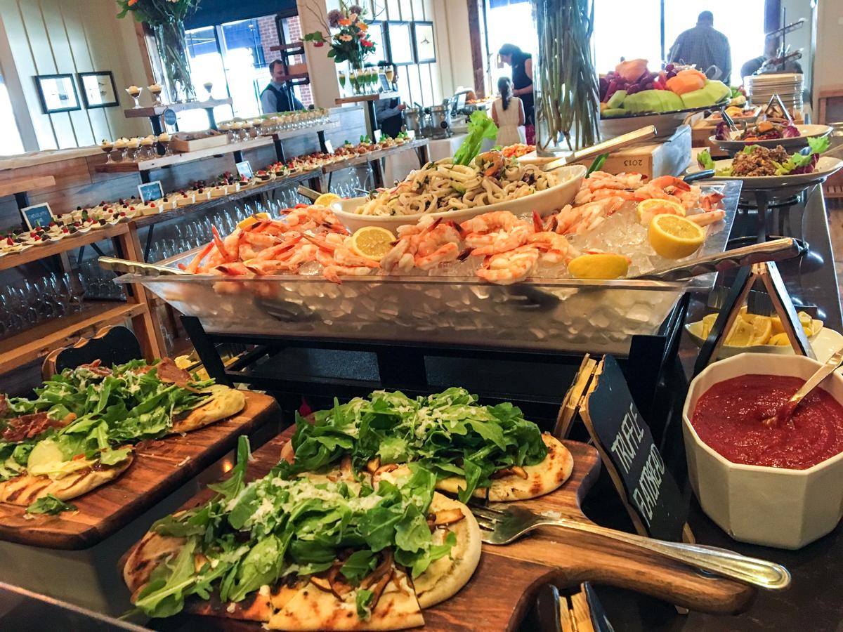 Wonderful Cape Cod Sunday Brunch Part - 8: Blu Pointe Gourmet Sunday Brunch